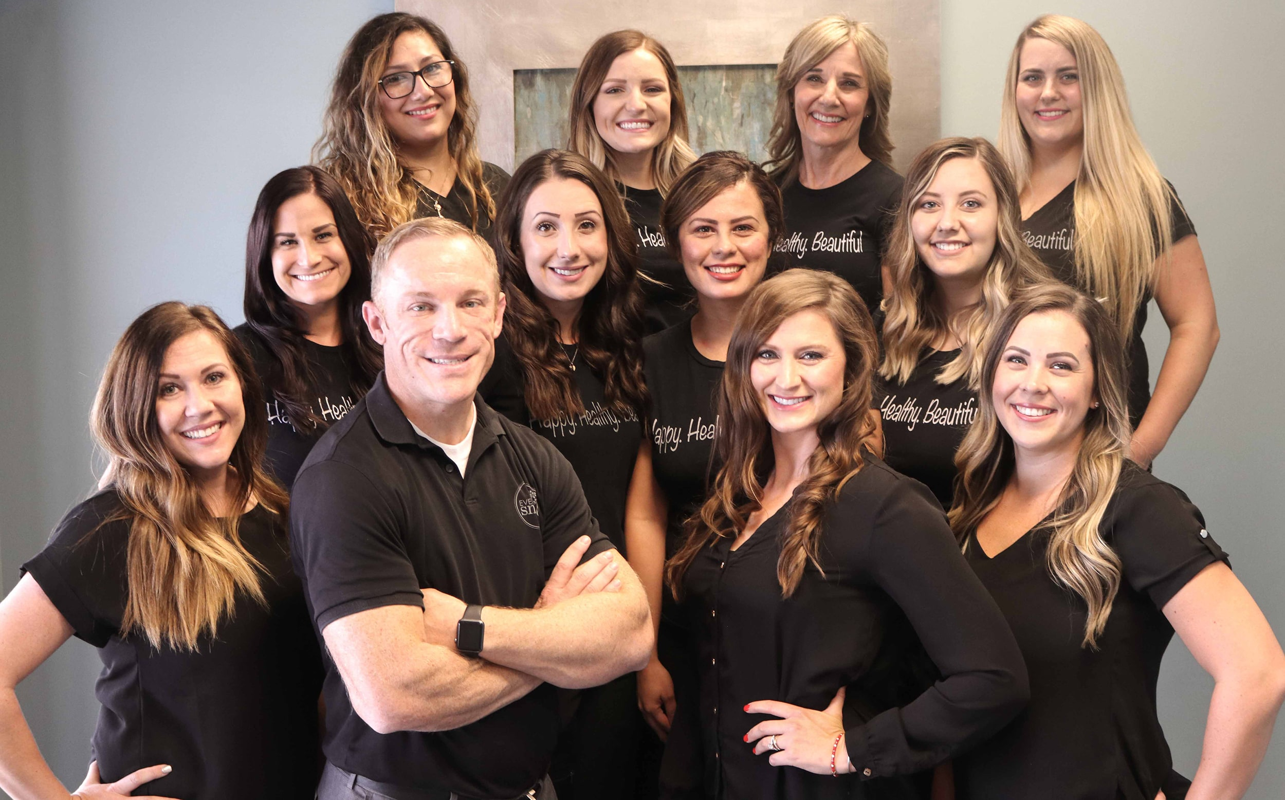 Team picture of Every Smile Chandler Dentistry